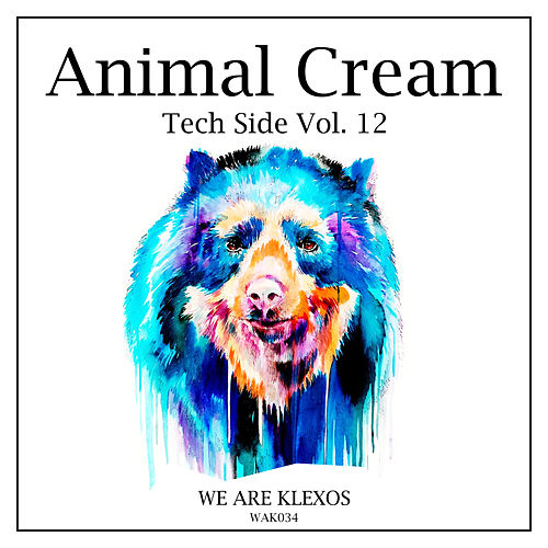 Animal Cream Tech Side, Vol. 12 de Various