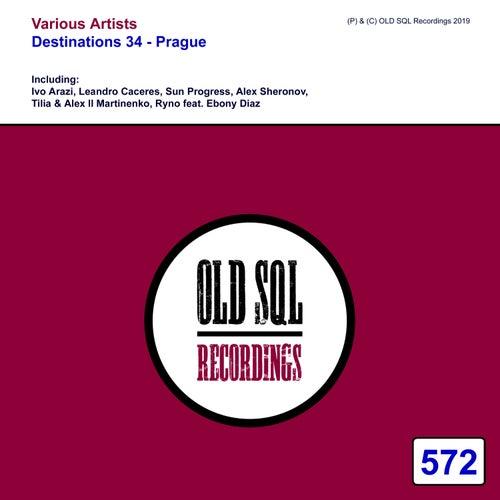 Destinations 34 - Prague de Various