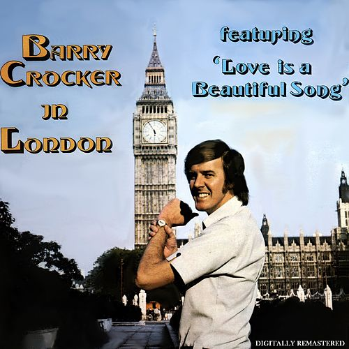Barry Crocker In London by Barry Crocker