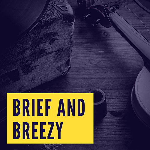 Brief and Breezy by Shelly Manne