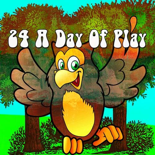 24 A Day of Play de Nursery Rhymes