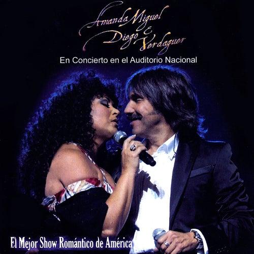 El Mejor Show Romántico De América de Amanda Miguel