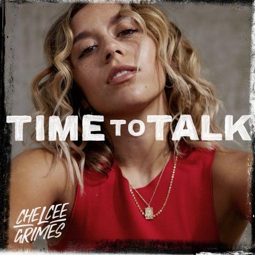 Time to Talk von Chelcee Grimes