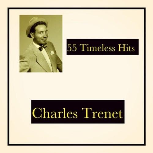 55 Timeless Hits de Charles Trenet