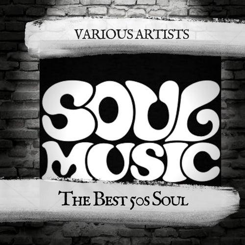 The Best 50s Soul de Various Artists
