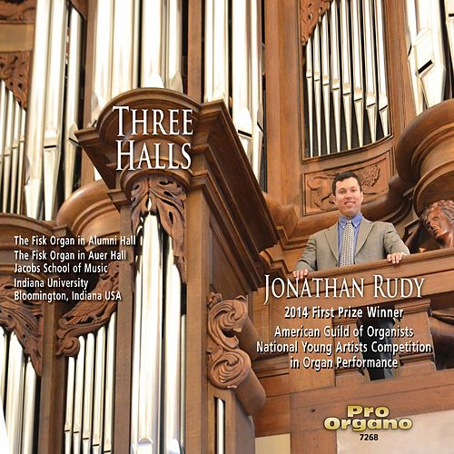 Three Halls de Jonathan Rudy