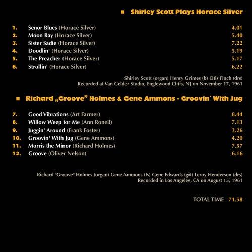 Milestones of Jazz Legends - Hammond Organ, Vol. 9 by Various Artists