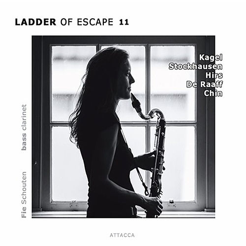 Ladder of Escape No. 11 by Fie Schouten
