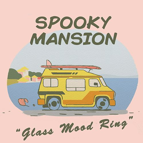 Glass Mood Ring by Spooky Mansion