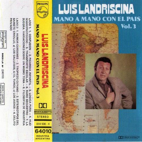 Mano A Mano Con El Pais de Luis Landriscina