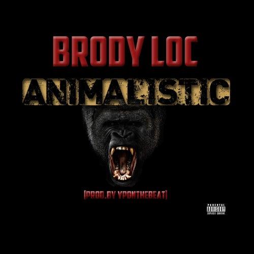 Amnimalistic by Brody Loc
