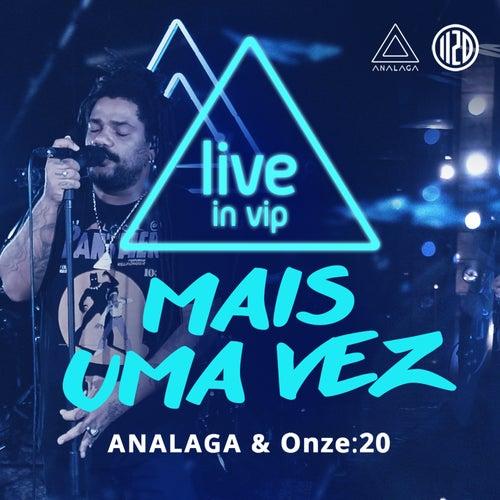 Mais uma Vez (Live In Vip) de Analaga