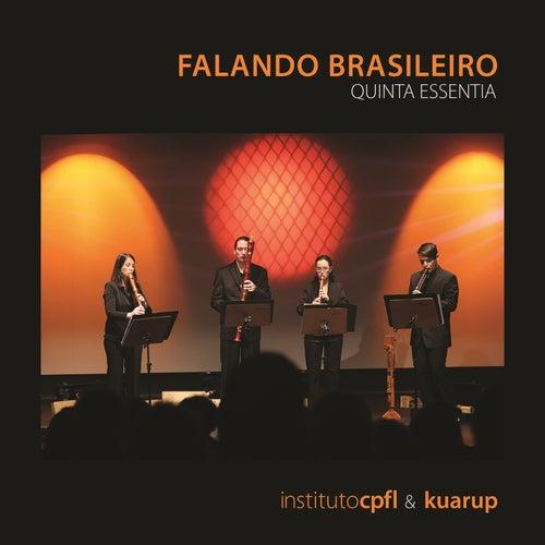 Falando Brasileiro (ao Vivo) de Quinta Essentia