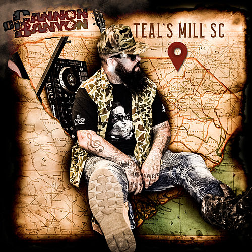 Teal's Mill, SC fra DJ Cannon Banyon