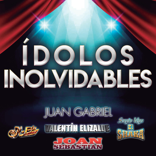 Ídolos Inolvidables de Various Artists