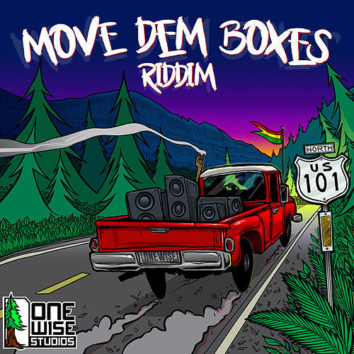 Move Dem Boxes Riddim by Various Artists