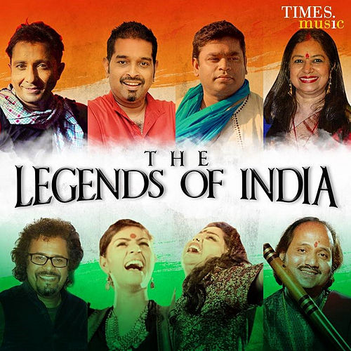 The Legends Of India de Various Artists