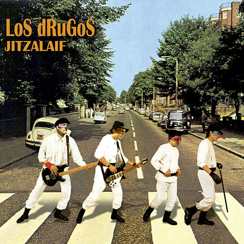 Jitzalaif (En Vivo) by Los Drugos