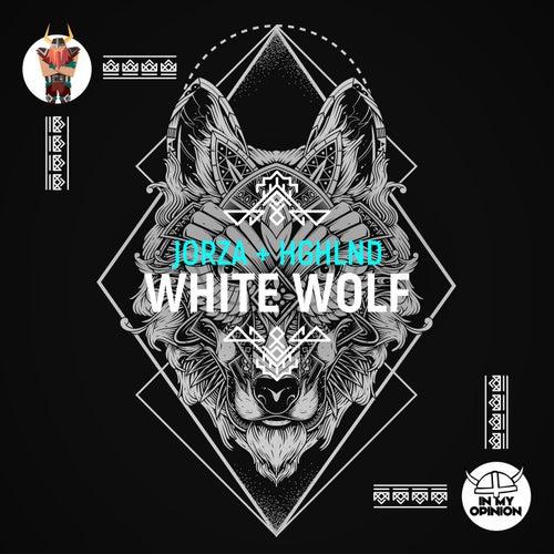 White Wolf by Jorza