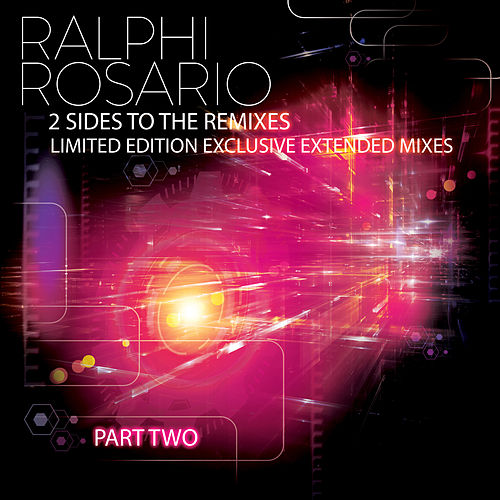 2 Sides to the Remixes, Pt. 2 de Ralphi Rosario