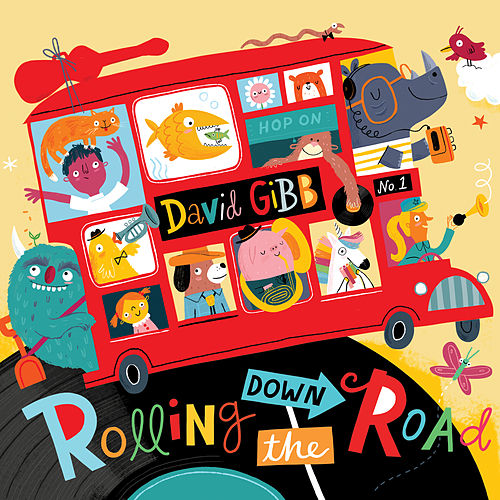 Rolling Down the Road von David Gibb
