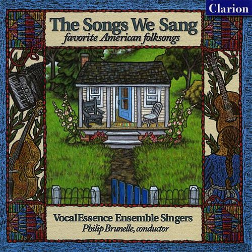 The Songs We Sang: Favorite American Folk Songs von Various Artists