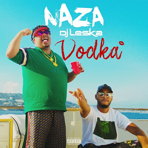 Vodka de Naza