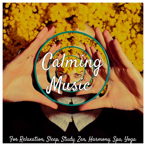 Calming Music for Relaxation, Sleep, Study, Zen, Harmony, Spa, Yoga de Various Artists