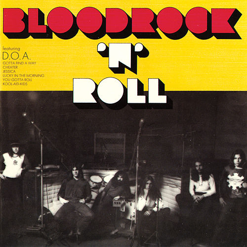Bloodrock 'N' Roll de Bloodrock
