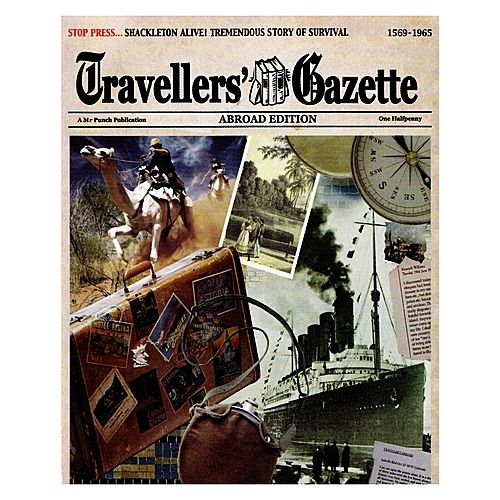 Traveller's Gazette - Abroad by Various Artists