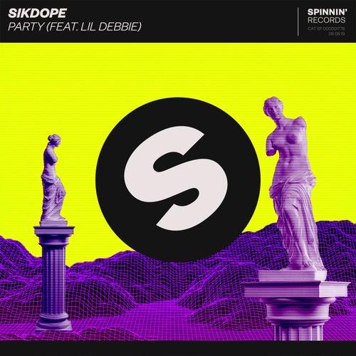 Party (feat. Lil Debbie) von Sikdope