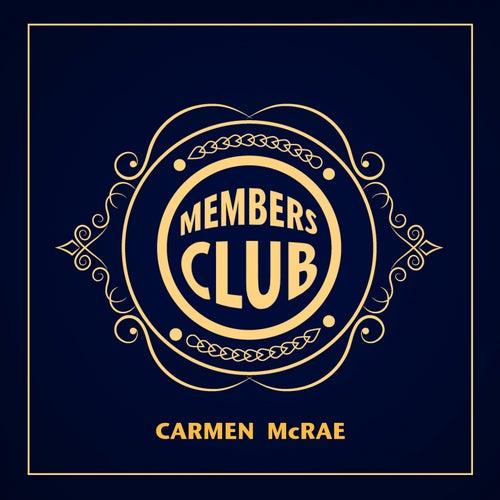 Members Club de Carmen McRae