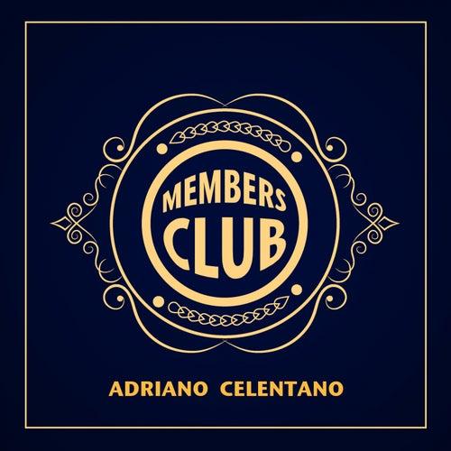 Members Club de Adriano Celentano