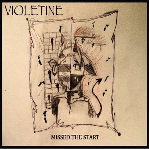 Missed the Start by Violetine