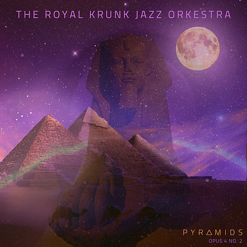 Black Indian Rain Dance de The Royal Krunk Jazz Orkestra