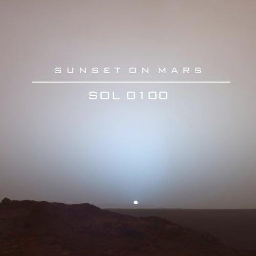Sol 0100 von Sunset On Mars