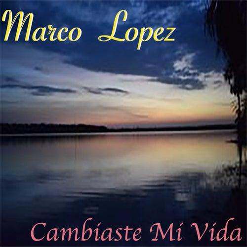 Cambiaste Mi Vida de Marco Lopez