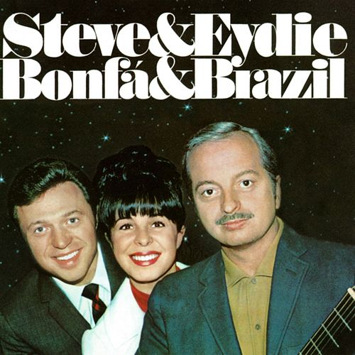 Bonfá & Brazil by Steve Lawrence