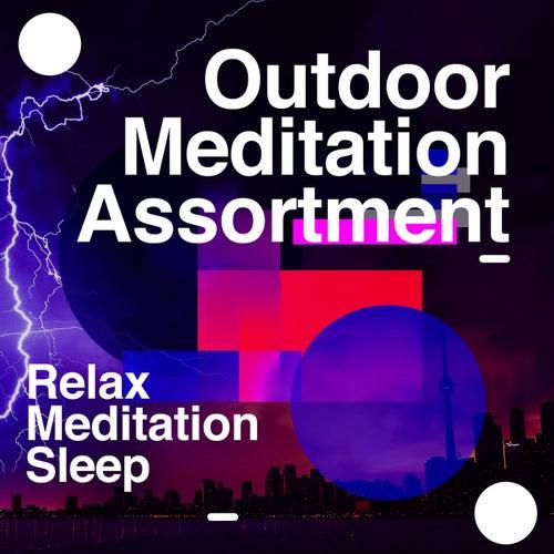 Outdoor Meditation Assortment de Relax Meditation Sleep