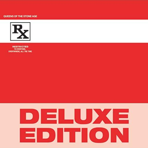 Rated R - Deluxe Edition de Queens Of The Stone Age