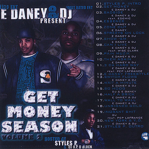 Get Money Season Vol.2 Hosted by Styles P by DJ