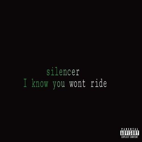 I Know You Wont Ride von Silencer