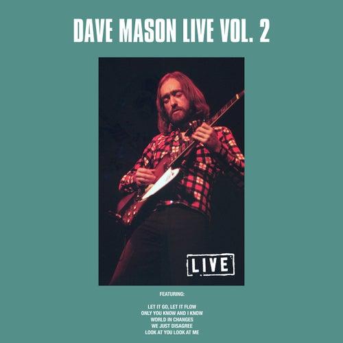 Dave Mason Live Vol. 2 (Live) von Dave Mason