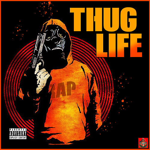 Thug Life - The Big Rap Collection by Various Artists