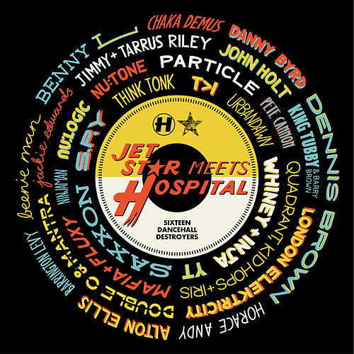 Jet Star Meets Hospital by Various Artists