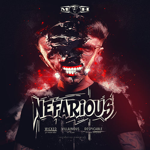 Nefarious EP de Destructive Tendencies