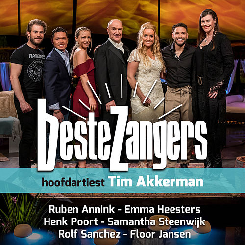 Beste Zangers Seizoen 12 (Aflevering 7 - Hoofdartiest Tim Akkerman) van Various Artists
