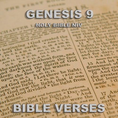 Holy Bible Niv Genesis 9 de Bible Verses