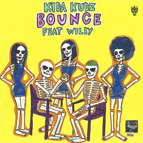 Bounce (feat. Wiley) von Kida Kudz
