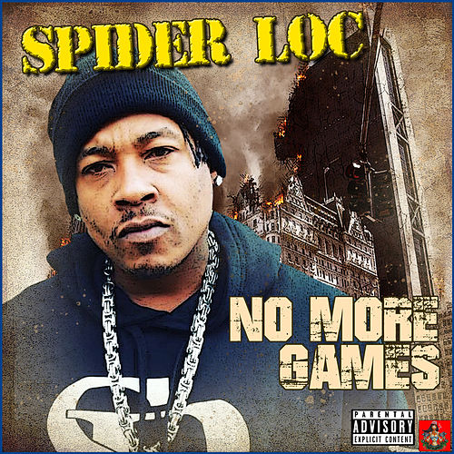 No More Games de Spider Loc
